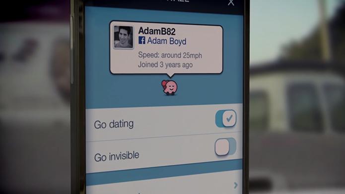 WazeDates promete encontrar o parceiros ideal para os usuários no trânsito (Foto: Divulgação/Waze)