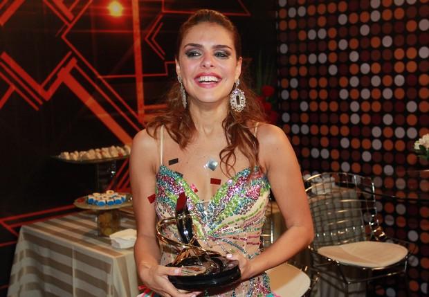 Paloma Bernardi (Foto: Celso Tavares/EGO)
