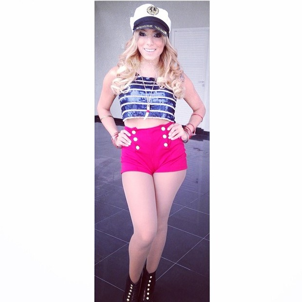 Anitta (Foto: Instagram / Reprodução)