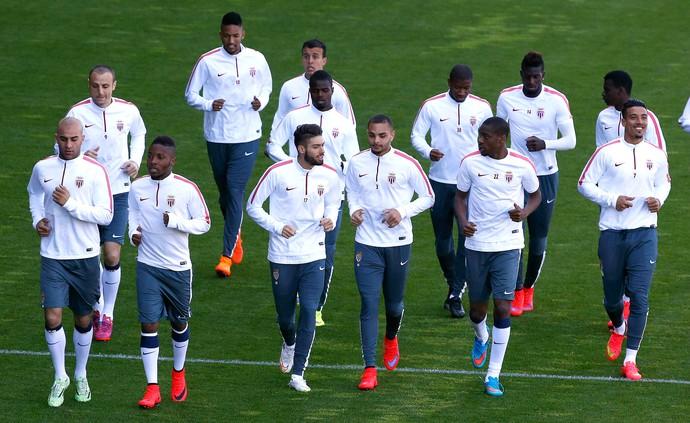 Monaco treino Juventus (Foto: Reuters)