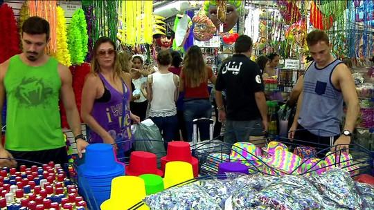 Carnaval de 2017 deve movimentar R$ 5 bilhões