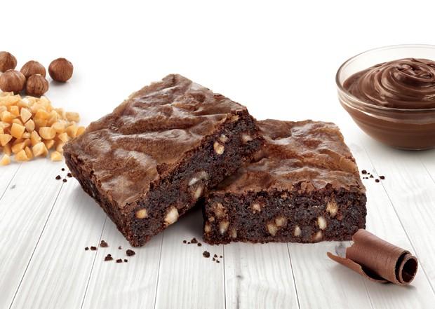 Brownie-avelã-jacquet-brasil (Foto: Divulgação)