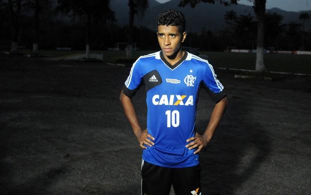 Gabriel Flamengo (Foto: André Durão / Globoesporte.com)