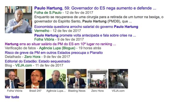 Tag verificação de dados já está disponível no Brasil (Foto: Divulgação/Google)