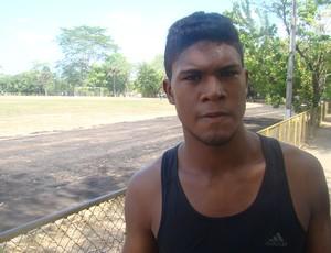 Olimpíadas Escolares 2012 - Atletismo - Marcos Vinicius (Foto: Josiel Martins/GLOBOESPORTE.COM)