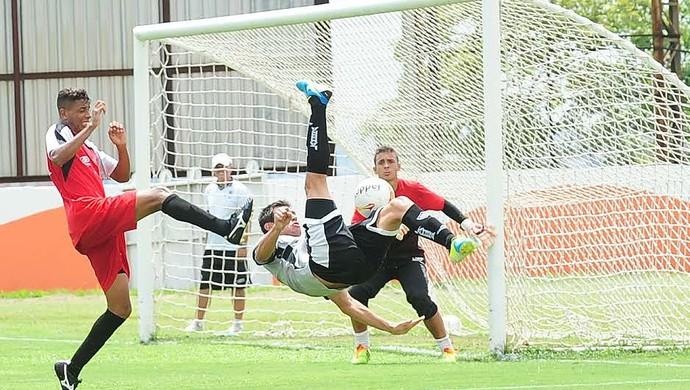 Rio Branco Tigre Independente Galo Jogo-treino (Foto: Bruno Carreño / Rio Branco)
