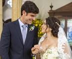 Marcos Pitombo e Sabrina Petraglia | Artur Meninea/GShow