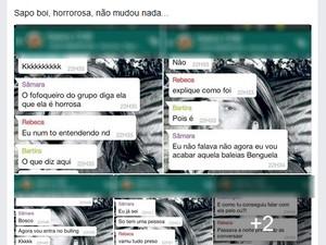 G1 Após Bullying E Injúrias Em Grupo De Whatsapp Blogueira Aciona