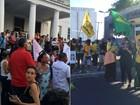 Grupos protestam a favor e contra o governo federal em Salvador