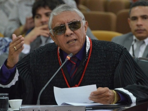 Desembargador João Santana foi o relator do processo contra ex-prefeito do município de Senador La Rocque (Foto: Divulgação/Tribunal de Justiça do Maranhão)