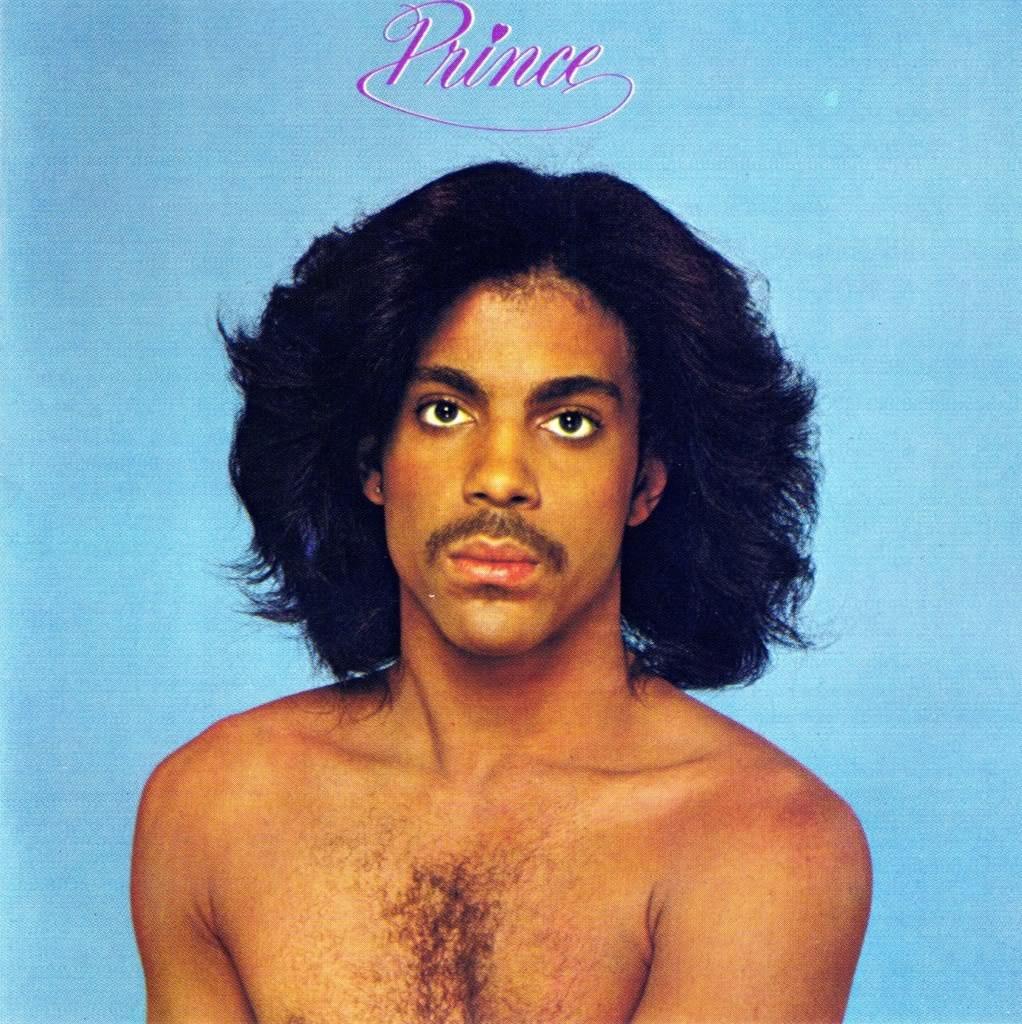 Prince na capa de 'For You' (Foto: reprodução)