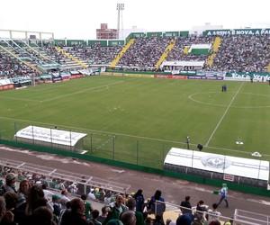 Arena Condá Chapecoense x Corinthians (Foto: Rodrigo Faber)