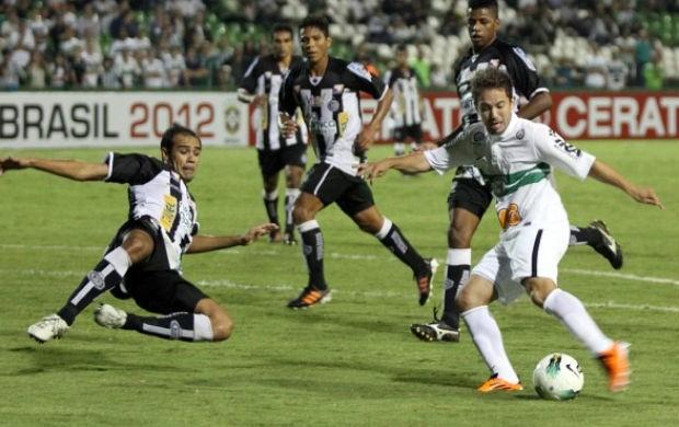 Everton Ribeiro Coritiba x ASA (Foto: Divulgação / Coritiba)
