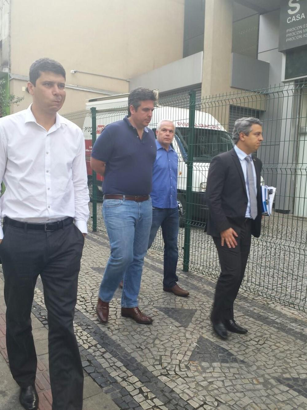 Cruzeiro se reúne com Ministério Público e pede apoio para ter sua torcida no segundo jogo da final do Mineiro