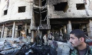 Explosões perto de santuário xiita na Síria deixa mortos