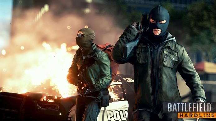 Battlefield Hardline ganha trailer oficial e data de lançamento (Foto: Divulgação)