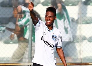 Wendell empata contra o Juventude (Foto: Lucas Uebel/Grêmio, DVG)