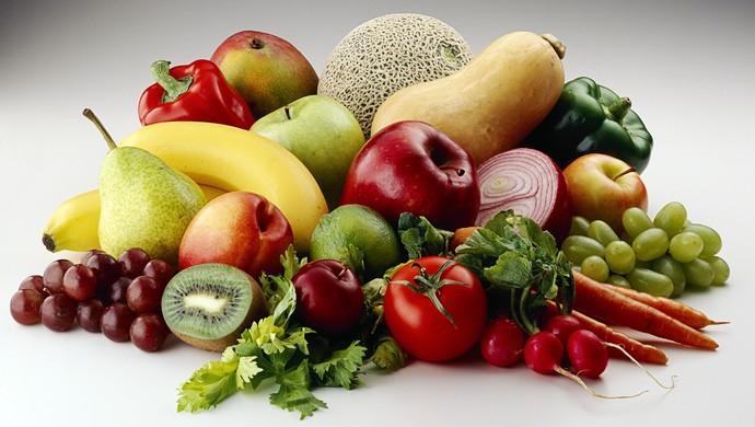 Frutas e vegetais euatleta (Foto: Getty Images)