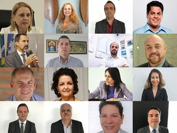 Secretários foram anunciados na manhã desta sexta (Foto: Divulgação/Assessoria)