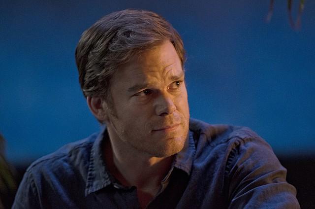 Michael C. Hall em 'Dexter' (Foto: Reprodução)