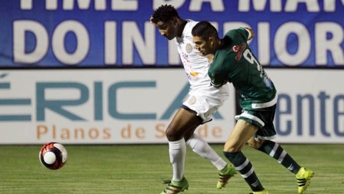 Aparecidense x Rio Verde - Campeonato Goiano 2017 (Foto: Cláudio Reis / O Popular)