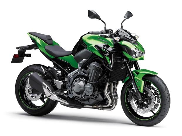 Kawasaki Z900 (Foto: Divulgação)