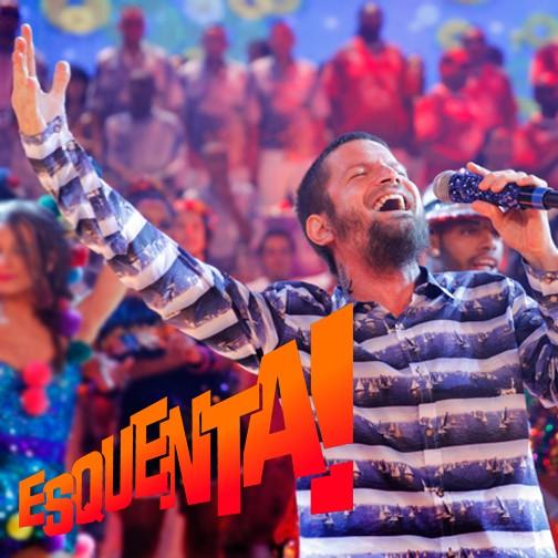 Saulo será um dos convidados de Regina Casé (Foto: Divulgação)