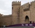 Baku, 1º e 2º treinos livres