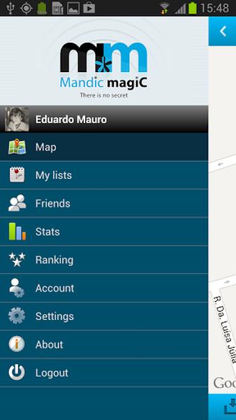 Mandic Magic App Android Ios E Windows Phone