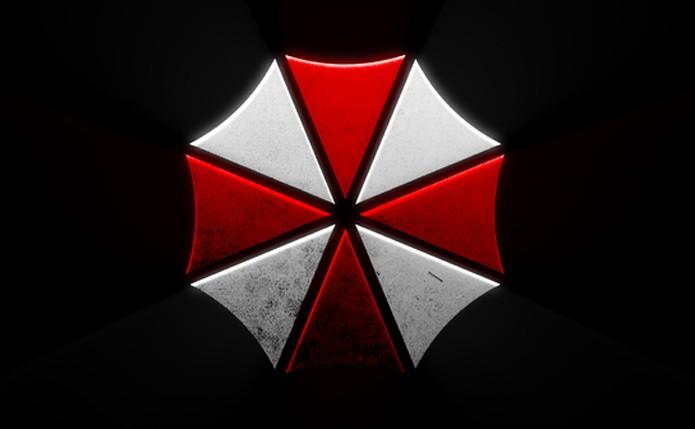 O símbolo máximo da Corporação Umbrella (Foto: Divulgação)