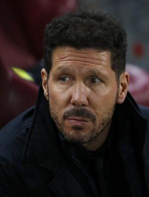 Diego Simeone técnico Atlético de Madrid (Foto: Reuters)