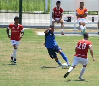 Grêmio Osasco x União Mogi amistoso (Foto: Cairo Oliveira)