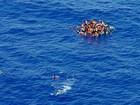 Sobreviventes de naufrágio que deixou 200 mortos relatam travessia