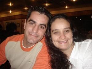 Emerson e Vanessa Baroni (Foto: Reprodução/ Arquivo pessoal)