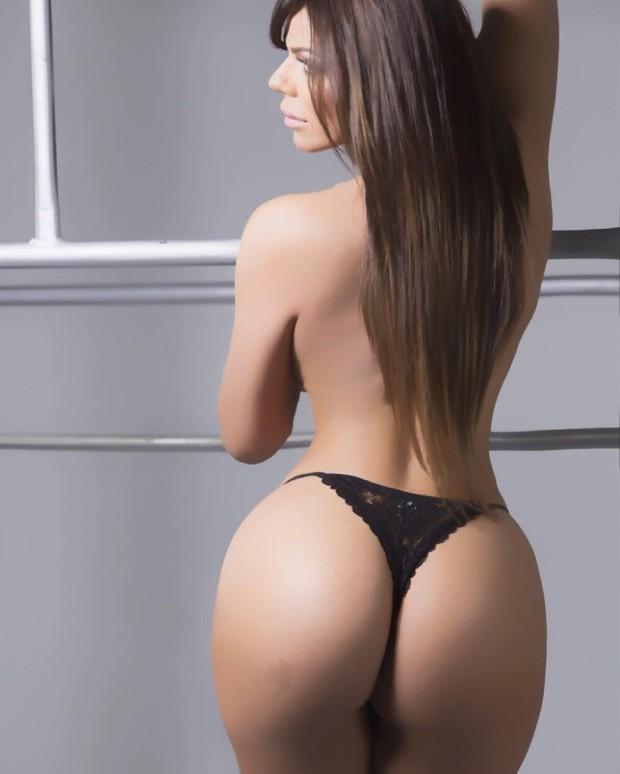 Suzy Cortez, a Miss Bumbum Brasil (Foto: Reprodução/Instagram)