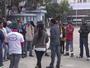 JT1: Funcionários da Codesavi entraram em greve em São Vicente
