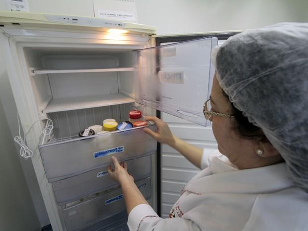 Bancos de leite sem estoque em hospitais de Pernambuco (Foto: Divulgação)