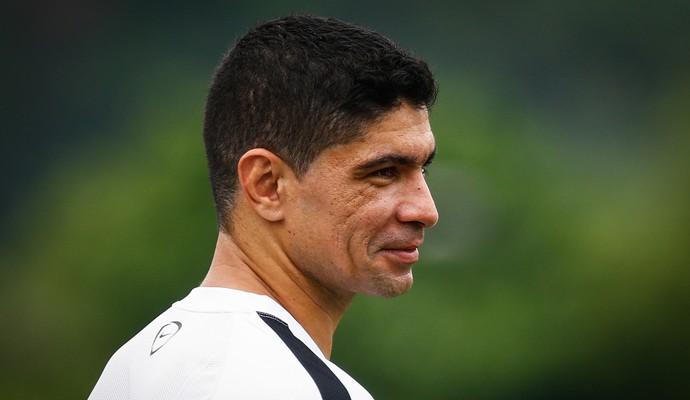 Renato Santos (Foto: Ricardo Saibun / Santos FC)
