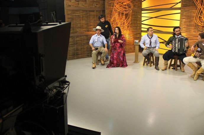 Wilson Paim Galpão Crioulo (Foto: Divulgação/RBS TV)