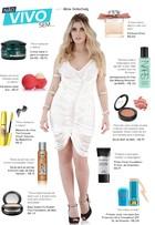 Top 10 da ex-BBB Aline tem perfume e spray que deixa pernas bronzeadas