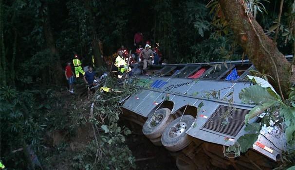 PTV 1 acidente (Foto: Reprodução/ RPC)
