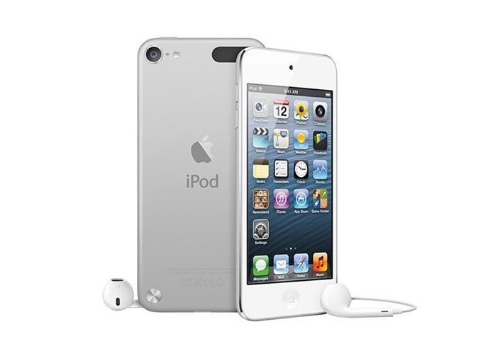 iPod Touch 5 tem armazenamento elevado (Foto: iPod Touch 5 tem armazenamento elevado)