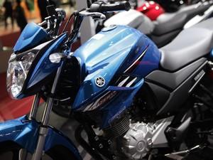 Yamaha Fazer 150 (Foto: Caio Kenji/G1)