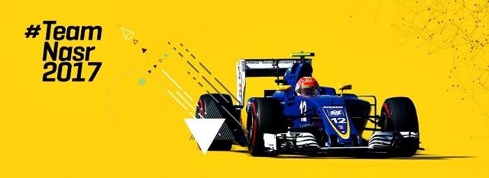 BLOG: Fãs se mobilizam por Nasr na Fórmula 1