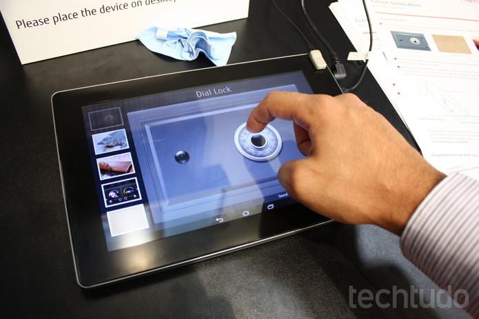 Fujitsu (Foto: Allan Melo/ TechTudo)