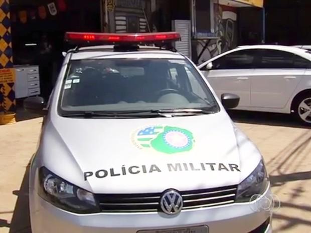 Publicado edital para concurso público da Polícia Militar de Goiás (Foto: Reprodução/TV Anhanguera)