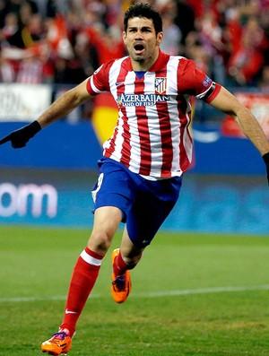 Diego Costa gol Atlético de Madrid contra Milan (Foto  AP) 728fa4da68de1