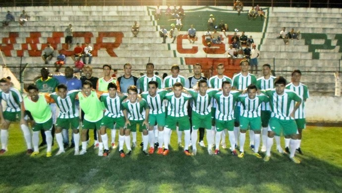 União Palmeirense vai disputar a Segunda Divisão em Alagoas (Foto: Romário Silva/PalmeiraEsporte)