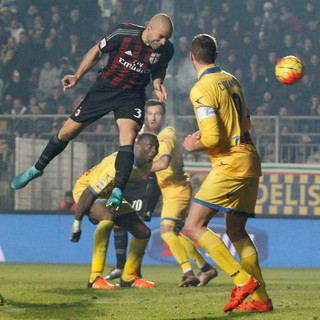 Alex Milan x Frosinone (Foto: Getty Images)