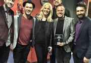 Depois do SuperStar, Big Time e Paula Toller se reencontram em show (Foto: Reprodução/Redes Sociais)